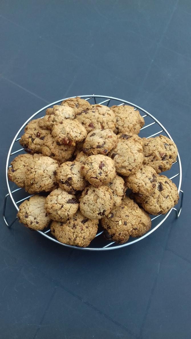 Gluten- (en lactose)vrije koekjes,                     die 'gewoon (en) lekker smaken'