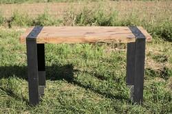 #ferrocalent ,#mobiliari #taula,#handmade made