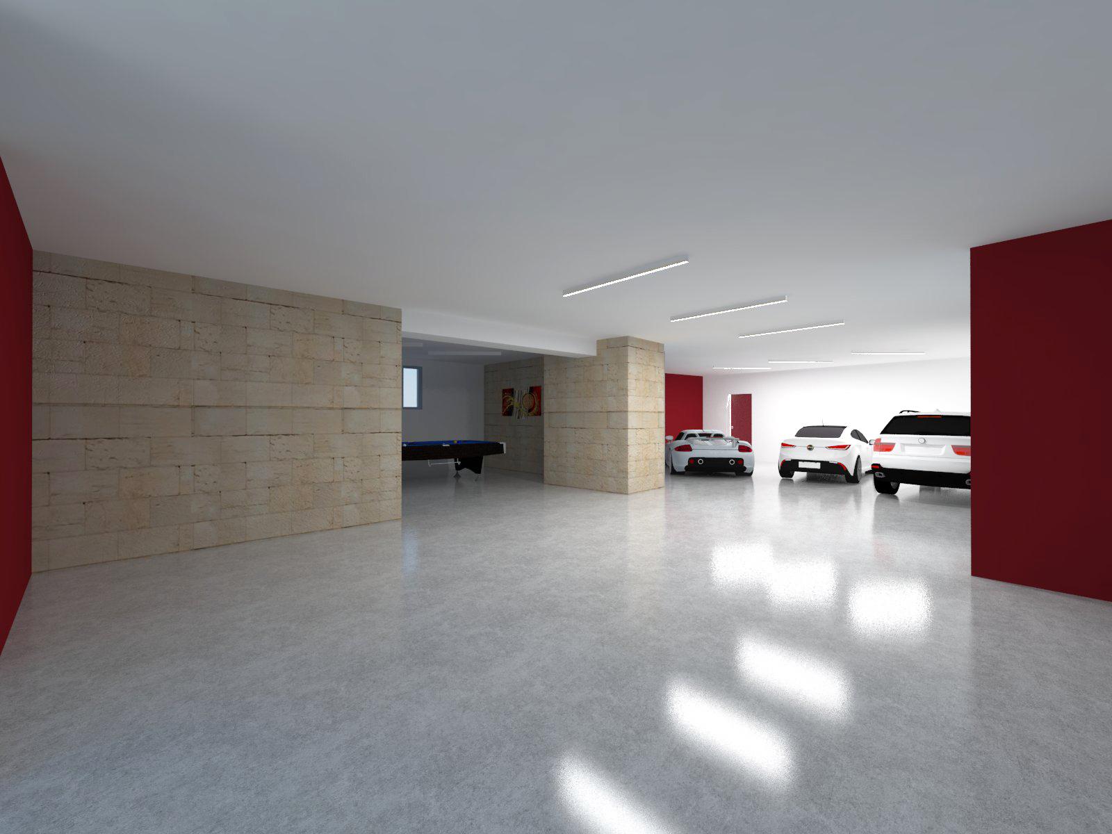 1render garage