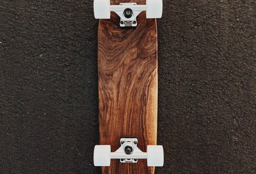 Black Walnut Cruiser Skateboard