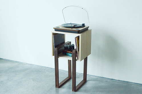 Floating Squares Side Table