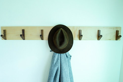 Modern Coat & Hat Rack