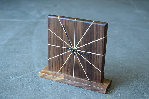 Inlay Table Clock