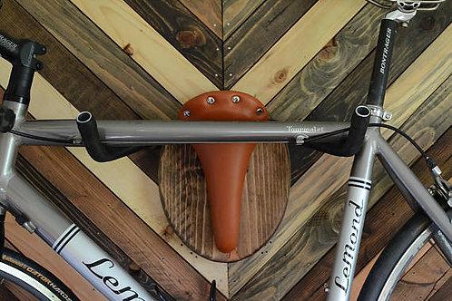 "Handlebar Tape Bicycle Taxidermy Bike Rack Display -- ""The Longhorn"""