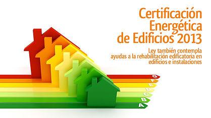 certificado energetico de edificios