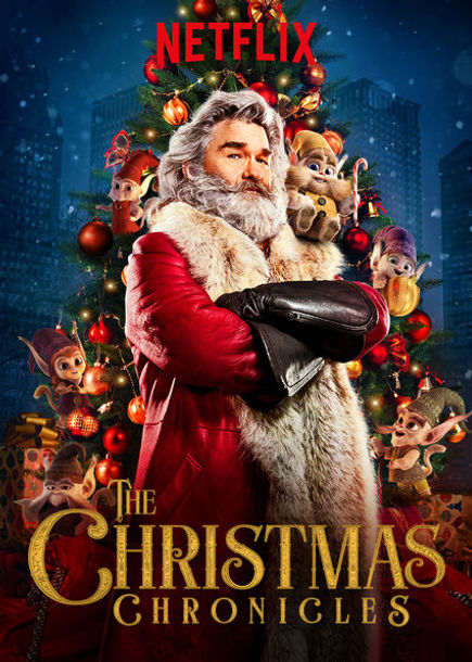 Christmas Chronicles Review.Movie Review The Christmas Chronicles North Jersey New