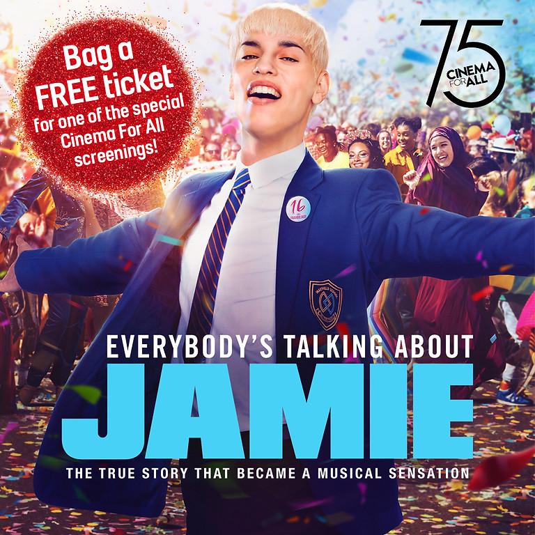 Queer Film Club: Everybody's Talking About Jamie screening