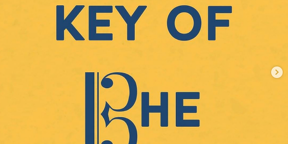 Key of She - All Female* Music Improv Night