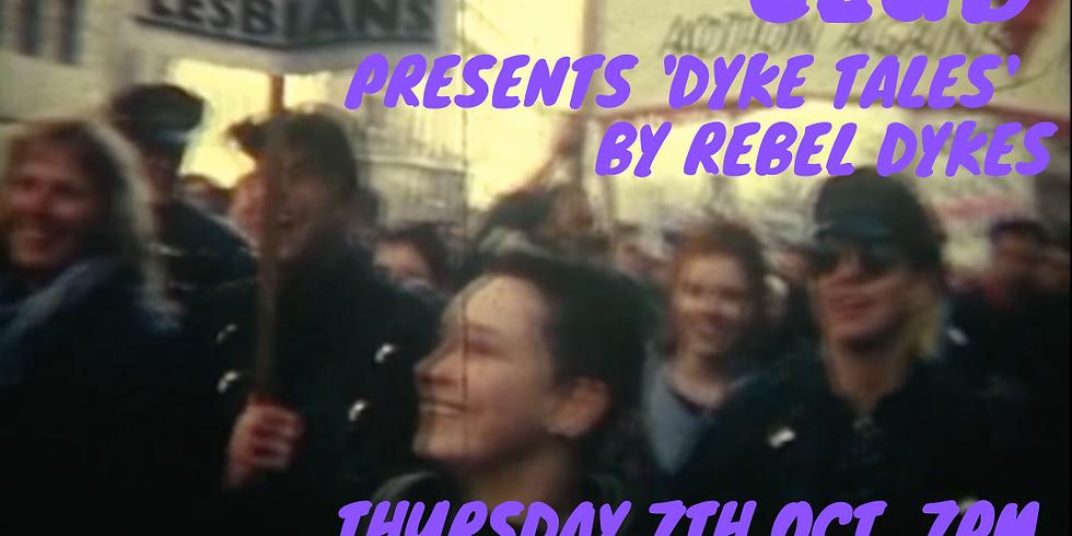 Queer Film Club: 'Dyke Tales' by Rebel Dykes