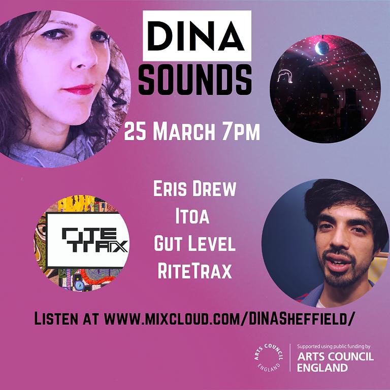 DINA Sounds! 25 March