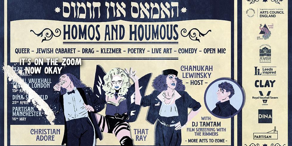 Homos and Houmous