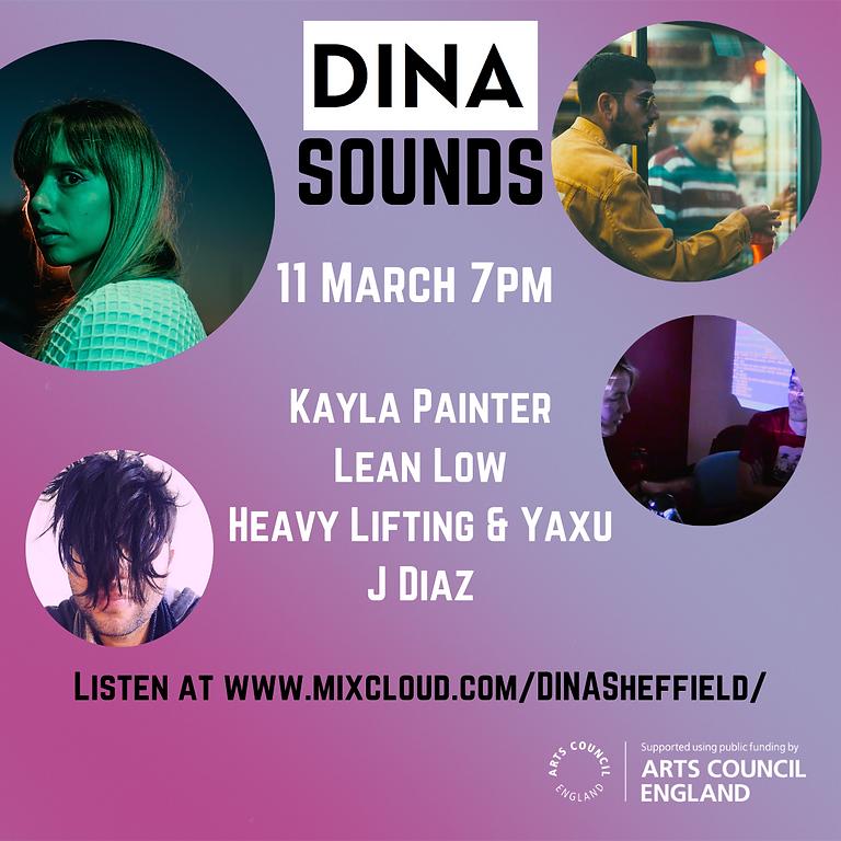DINA Sounds! 11 March