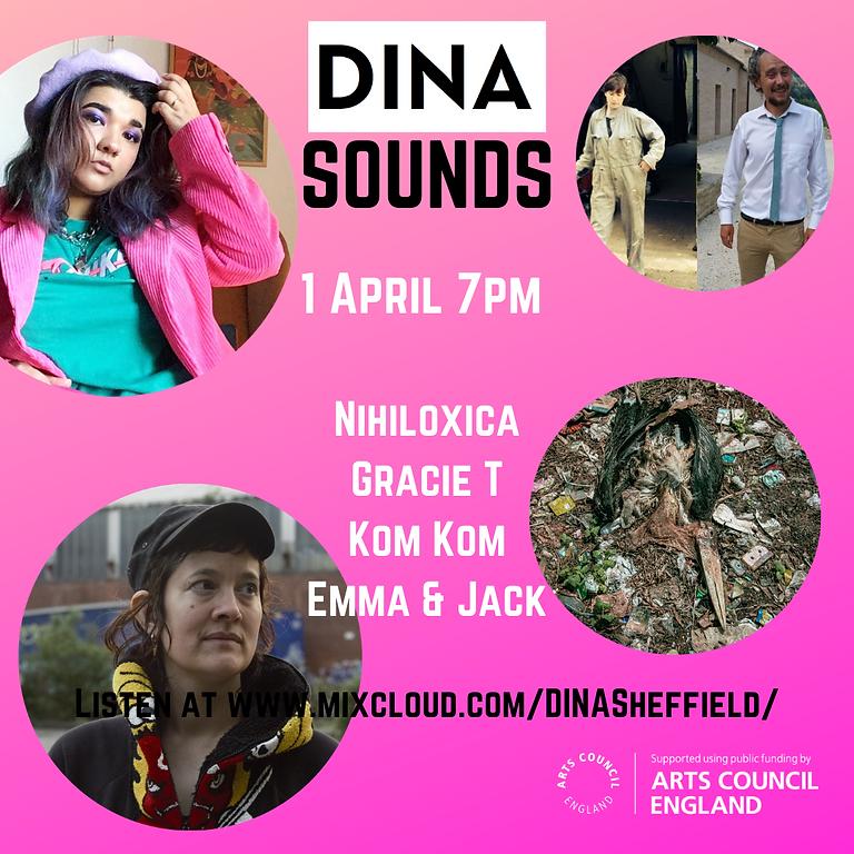 DINA Sounds! 1 April