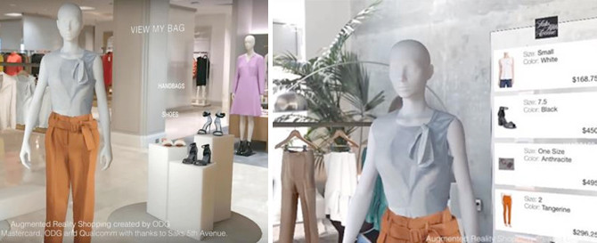 AUGMENTED REALITY – FUTURE OF RETAIL MARKETING