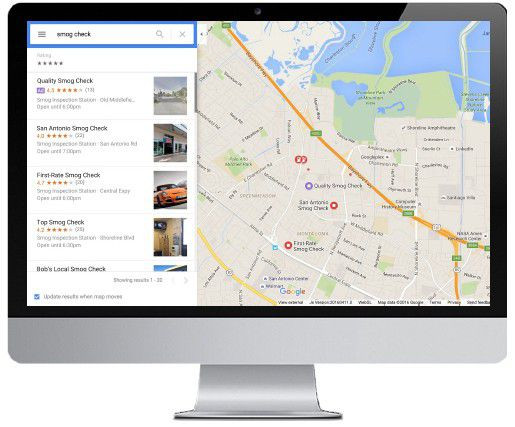 NEW GOOGLE MAPS ADS & PROMOTED PINS
