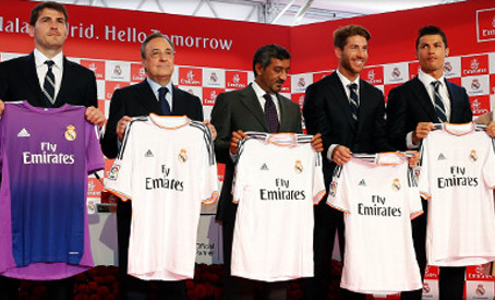 REAL MADRID – CLUB OF THE MIDDLE EAST