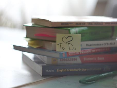 Как я учу язык