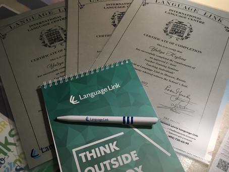 Language Link Teaching Individuals
