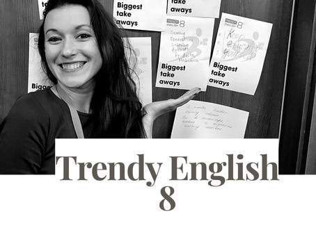 Trendy English 8