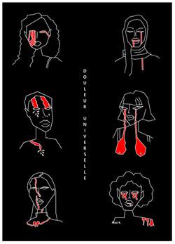 Maelle Kouadio - Douleur universelle - 2021