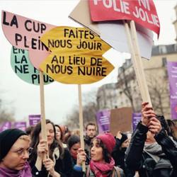 Arp is Arp studio, Atelier Baudelaire et Mathilde Nivet - Féminisme en forme.s - 2020