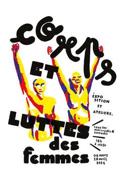 Ne Rougissez Pas! — Corps et Luttes des Femmes — 2021