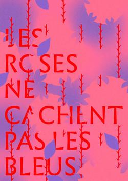 Manon Couëslan (Blériotte) - Les Roses ne cachent pas les bleus - 2021