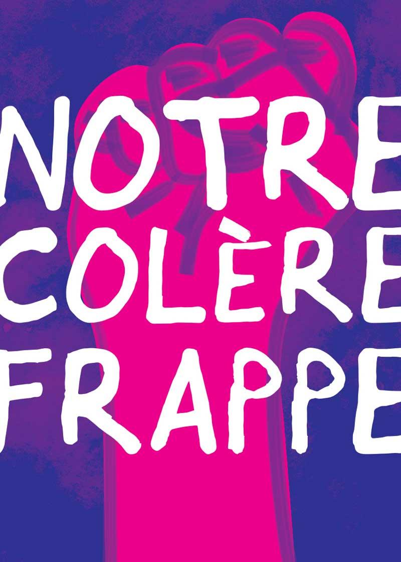 Charlotte Utecht - Notre Colère ! (3/3) - 2020
