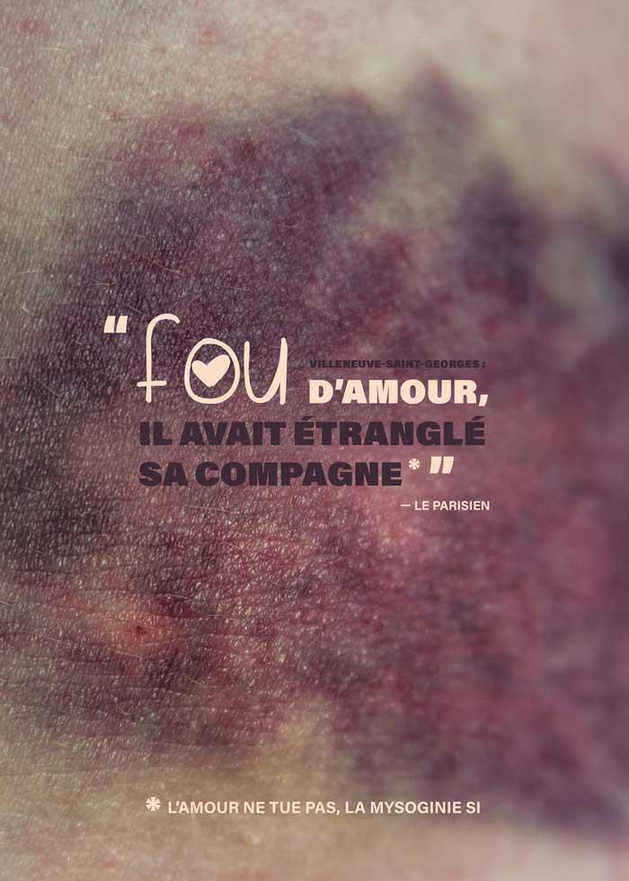Hannah Beaudeux, Géraldine Faure — Fou d'amour