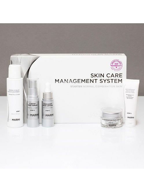 Skin Care Management System (Normal/Combo)