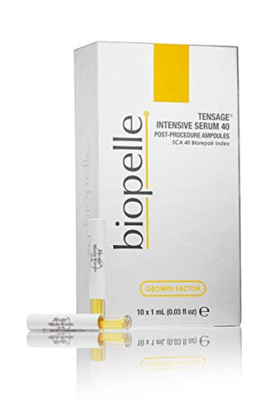 Biopelle Tensage 40 Post Procedure Ampules