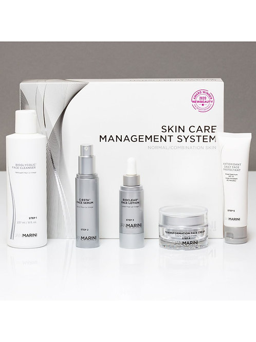 Skin Care Management System (Dry)