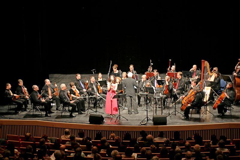 הקלטת מיטל טרבלסי ותזמורת הקאמרטה הישראלית