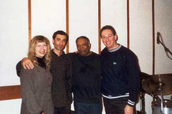 Simona Arones, Alec katz, Billy Hart & Eli Magen (2001)