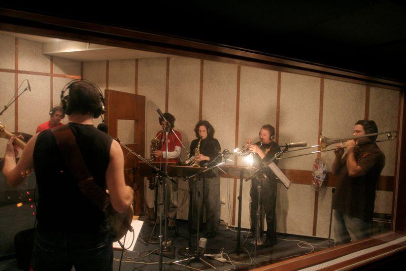 Fernando Knopf and the Israel Salsa Band