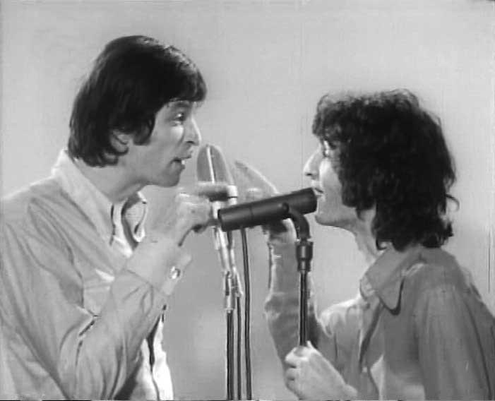 (1970)  אריק אינשטין ושלום חנוך