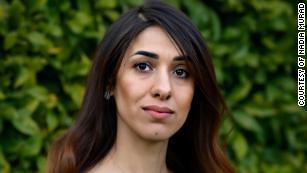 Nadia Murad: ISIS slaughtered my Yazidi community