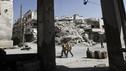Four School children killed in northwest Syria