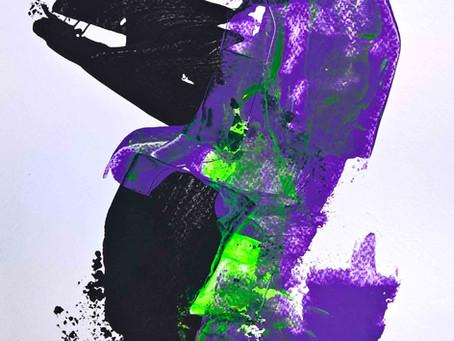"""Μια γραφή που ακουμπάει την ψυχή -  """"Beautiful Days"""" Art Series by Kerabos"""