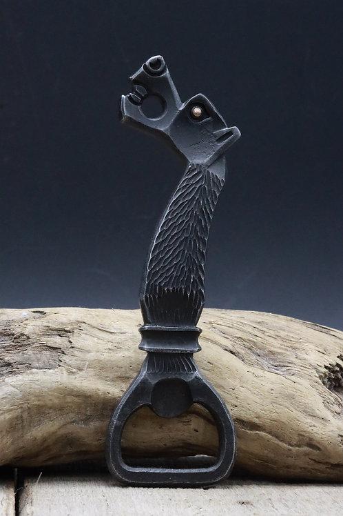 Beast bottle opener