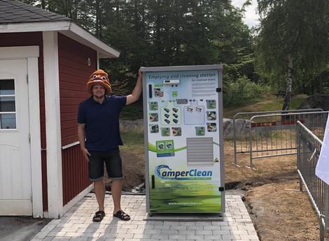 CamperClean finns nu även i Växjö!