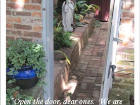 Knock, Knock:)