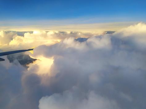 Reporte de vuelo: Mvd-Ciudad de México por Latam