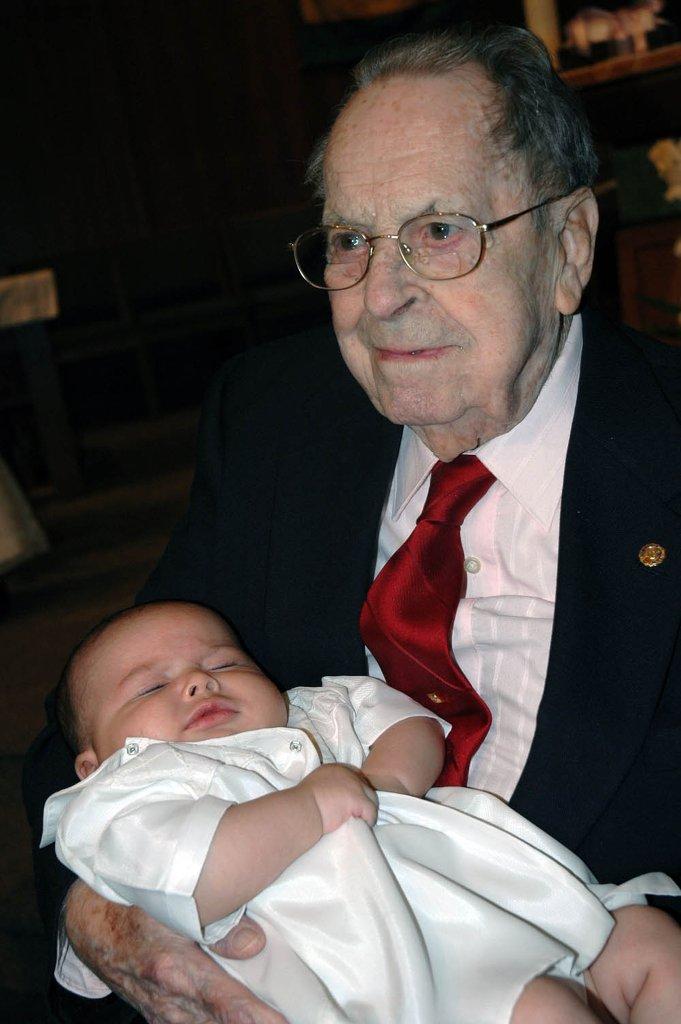 Grandpa & Chase