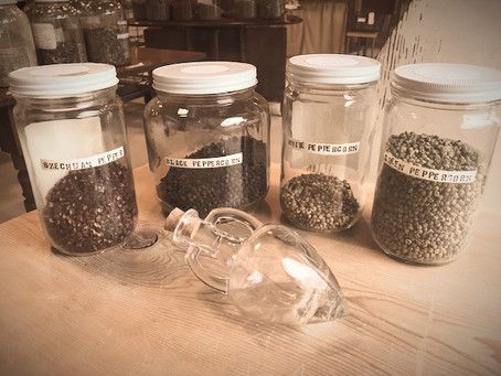 Create your own Peppercorn Blend