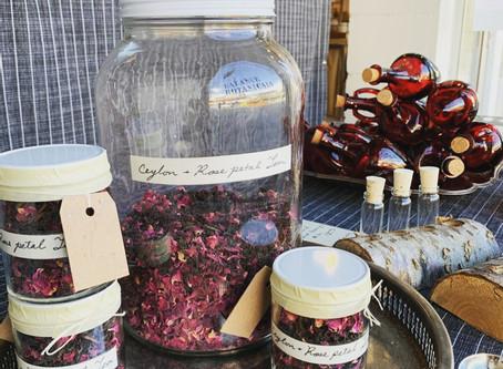 Celyon & Rose Petal Tea