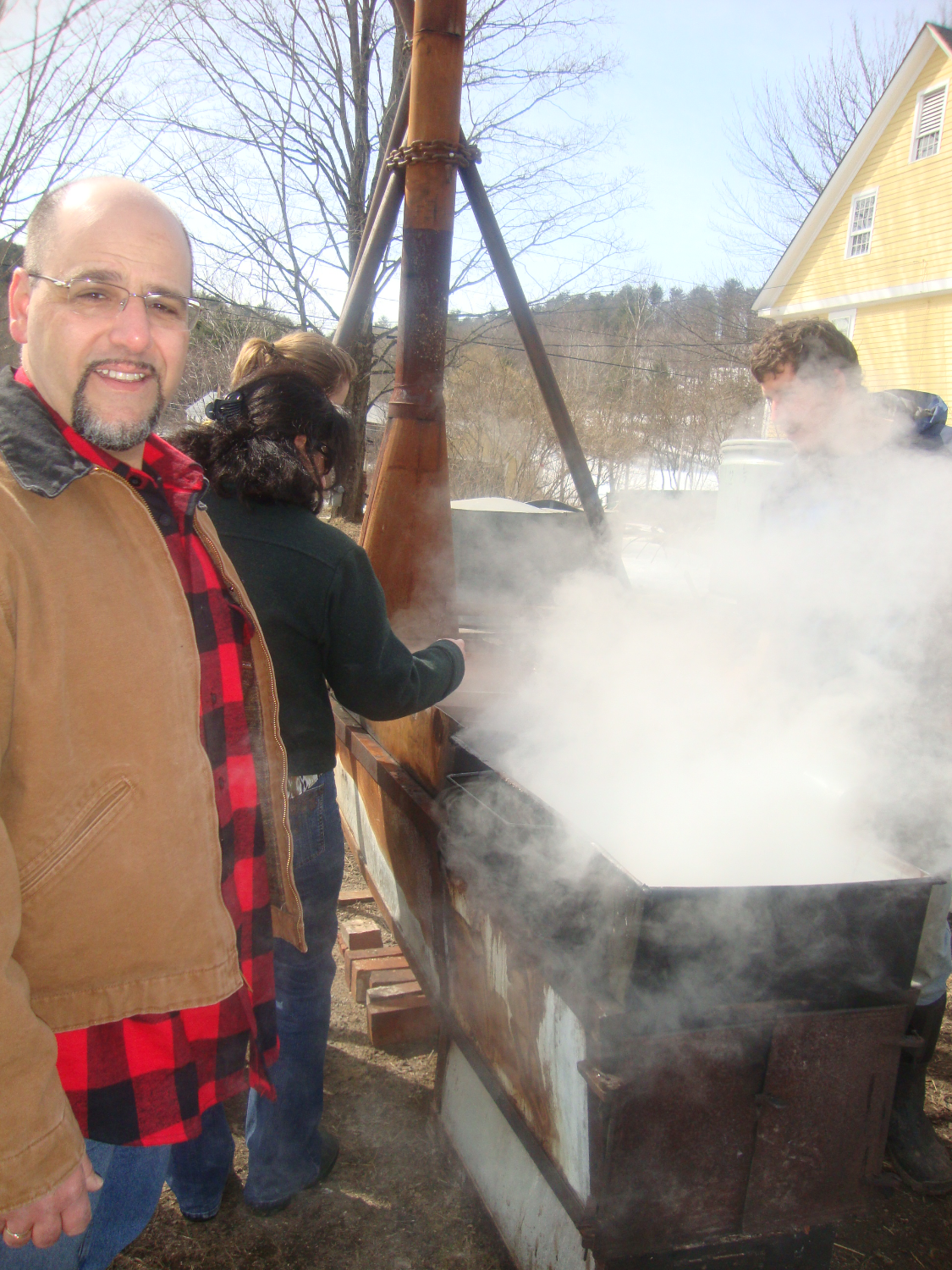 Maple Syrup Season!