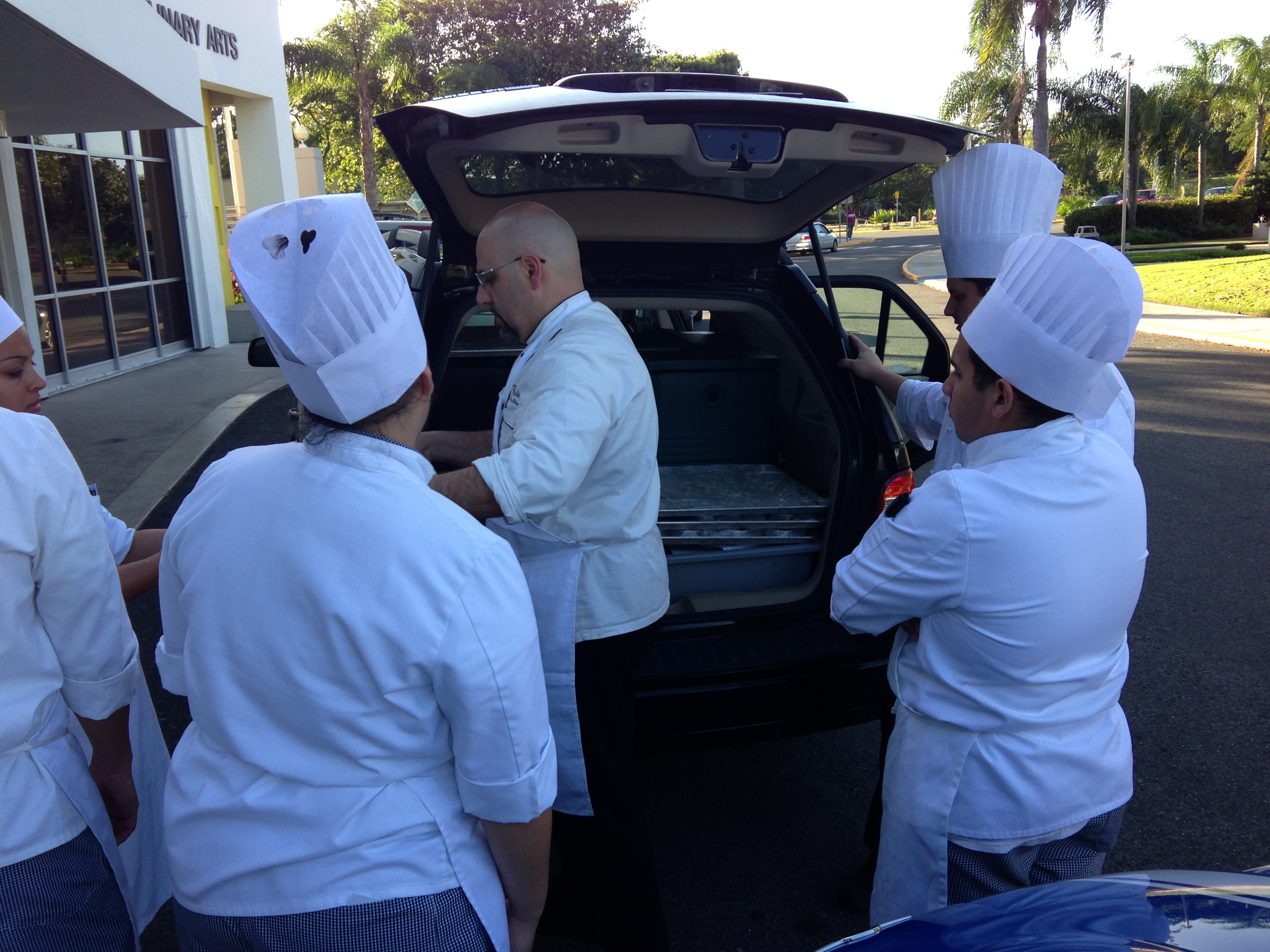 Catering in Puerto Rico