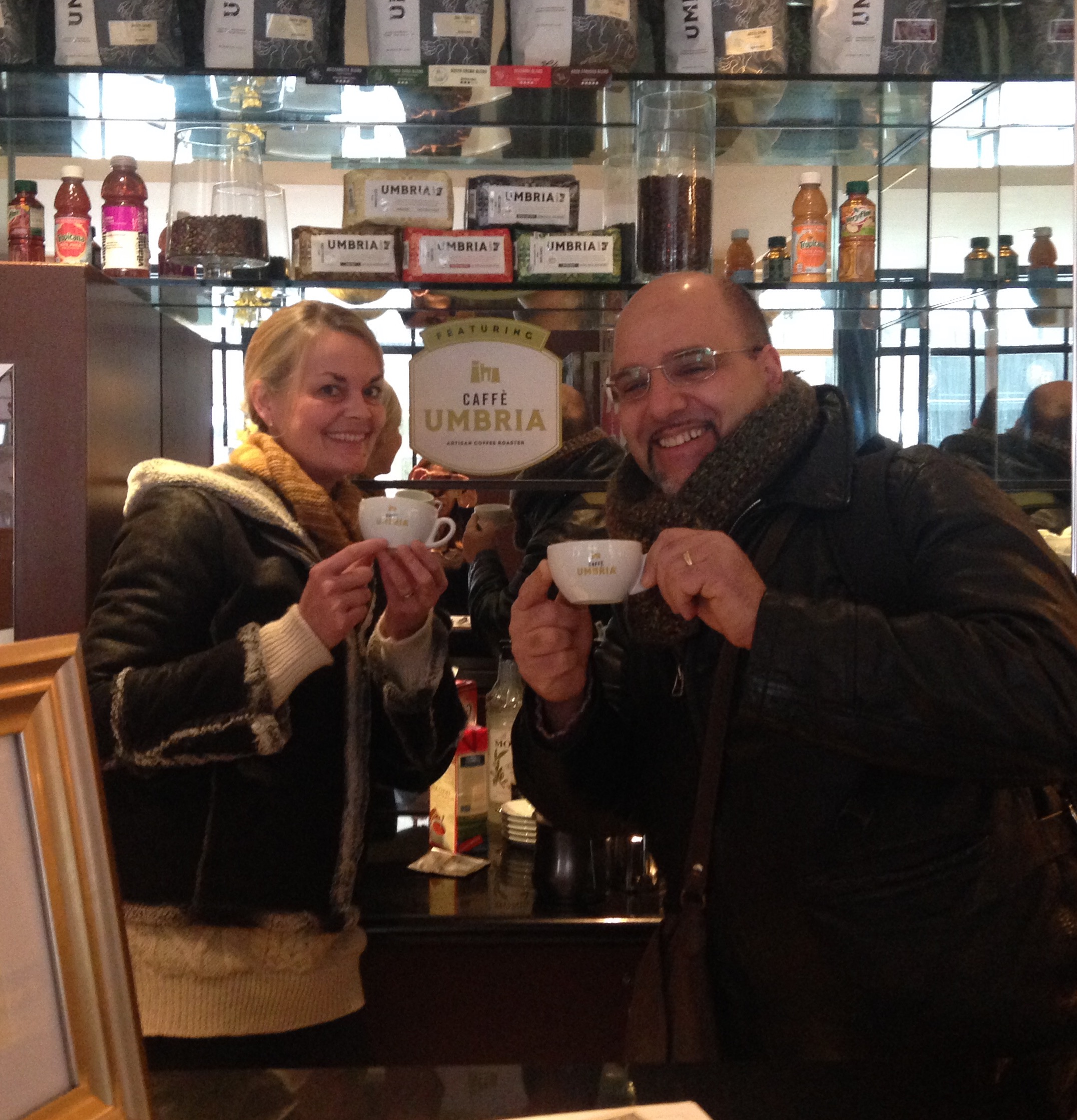 Umbrian Coffee in Chicago