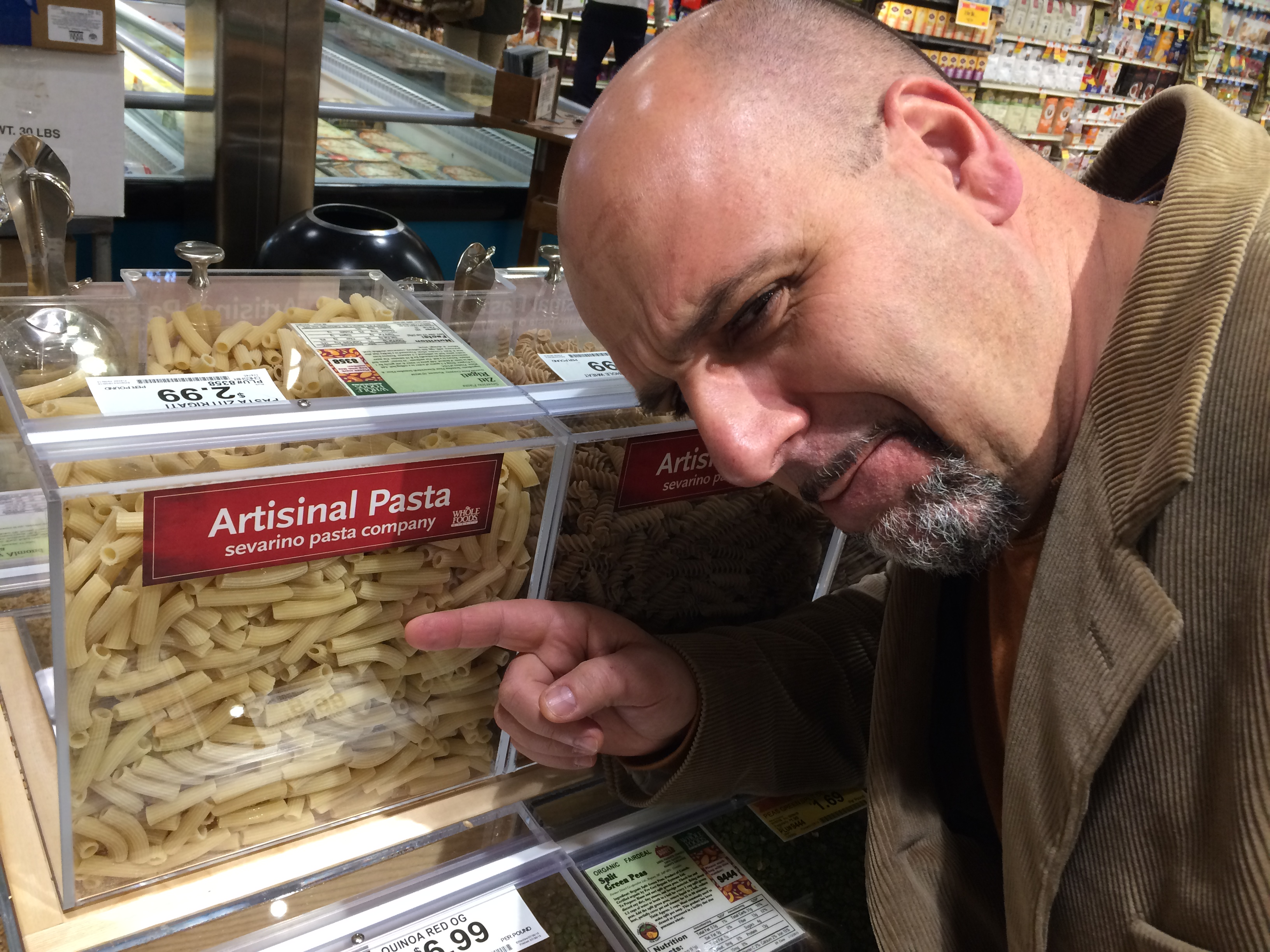 Pasta Sleuth